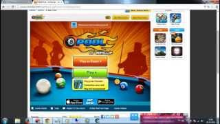 8 Ball Pool Version 3.0.2 Updated Hack