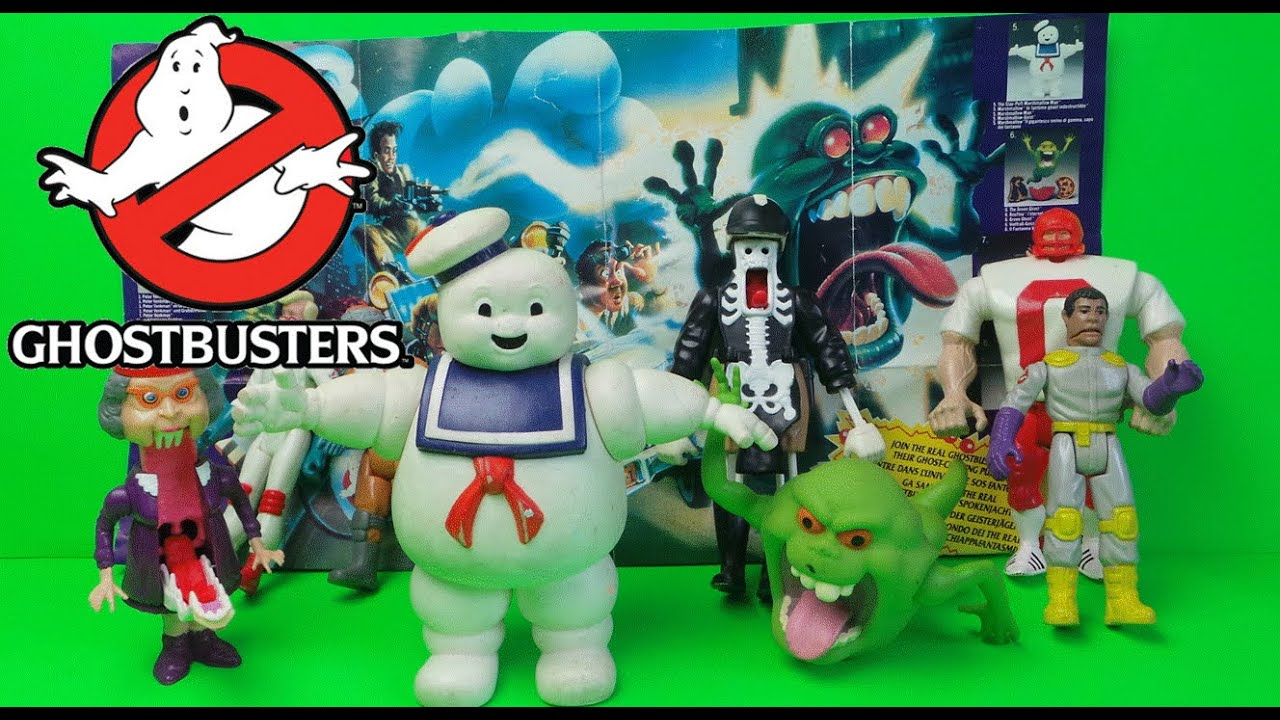 Ghost Busters Toys 11