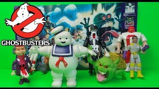 1984 My Real Ghostbusters Original  Toys. Inc. Stay Puft  Marshmallow Man