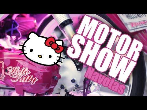 Navotas Motor Show, Two-stroke Motorcycles, Custom Jeep & Cars