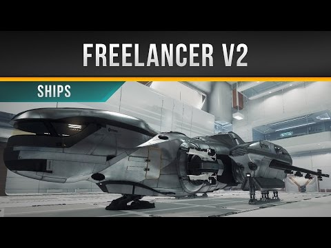 ✖ Star Citizen » Freelancer V2