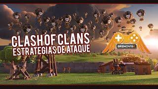 "Clash Of Clans - Estratégia de Ataque ""Farming"" CV8"