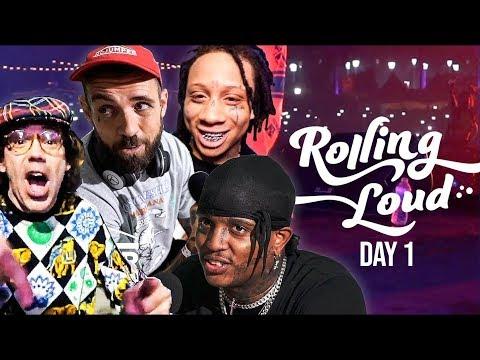 Rolling Loud Miami Day 1 with Trippie Redd, Ski Mask, YG, Juice Wrld & more