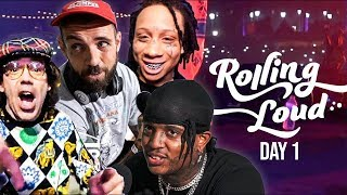 Rolling Loud Miami Day 1 with Trippie Redd, Ski Mask, YG, Juice Wrld & more