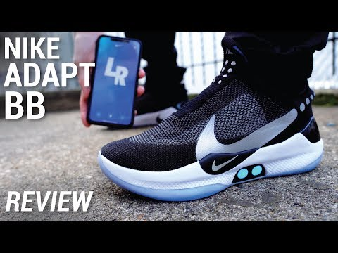 Nike ADAPT EARL BB Unboxing, Review
