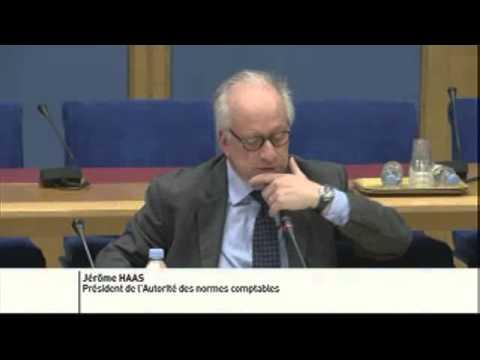 M. Jérôme HAAS (Autorité des normes comptables).