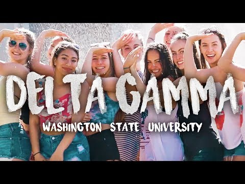 Delta Gamma // Washington State University 2018