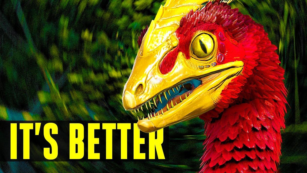 survival ark evolved microraptor choice image