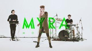 Myra Monoka live at Picturepool Studios