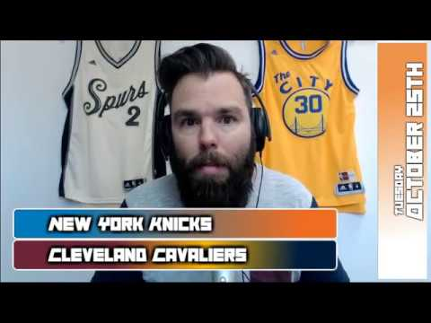 It's On Like Donkey Kong - DFS Preview for October 25