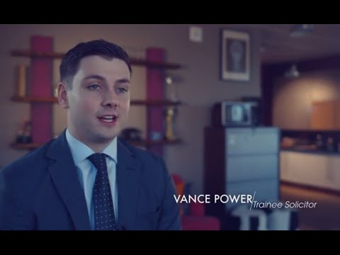Life as a Trainee Solicitor at A&L Goodbody – Vance Power