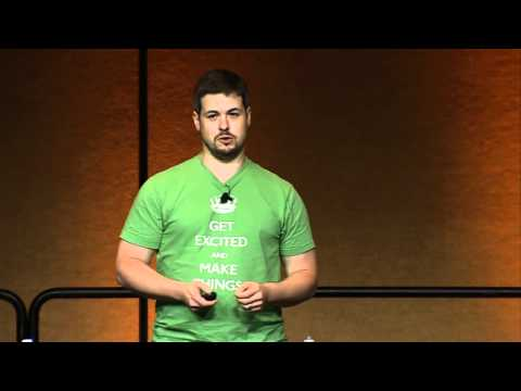 Google I/O 2012 - Powering Your Application's Data using Google Cloud Storage