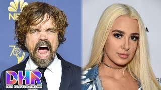 2018 Emmy Awards Best Moments - Tana Mongeau CRITICIZED For Joking About Manchester Attack?! (DHR)