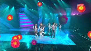 Andy - Love Song, 앤디 - 러브 송, Music Core 20080223