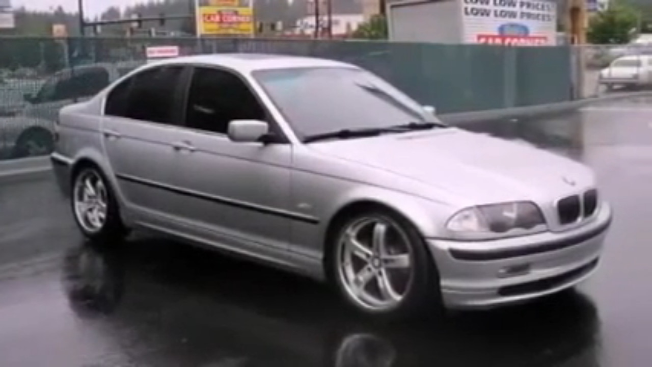 1999 bmw 328i review sedan coupe [ 1280 x 720 Pixel ]