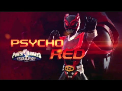 Psycho Red Gameplay. Power Rangers Legacy Wars.