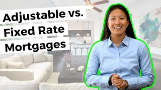 Fixed Rate vs. Adjustable Rate Mortgages #movemetotx