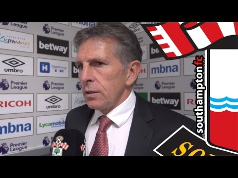 Puel delighted with win against Hammers