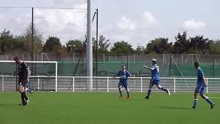 La Wantzenau III vs Fce Schirrhein IV Part 4 J.Danizel But 2017/2018 Amical