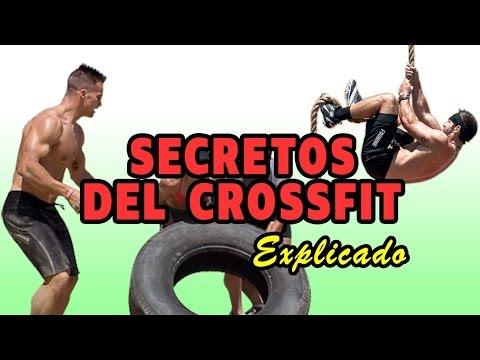 Los secretos del Crossfit (Pros y Contras)