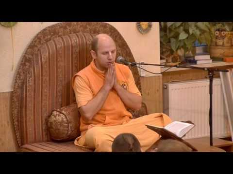 Шримад Бхагаватам 4.22.45 - Пурушоттама Чайтанья прабху