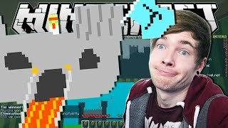 Minecraft | TRAYAURUS' CASTLE!! | Pixel Painters Minigame