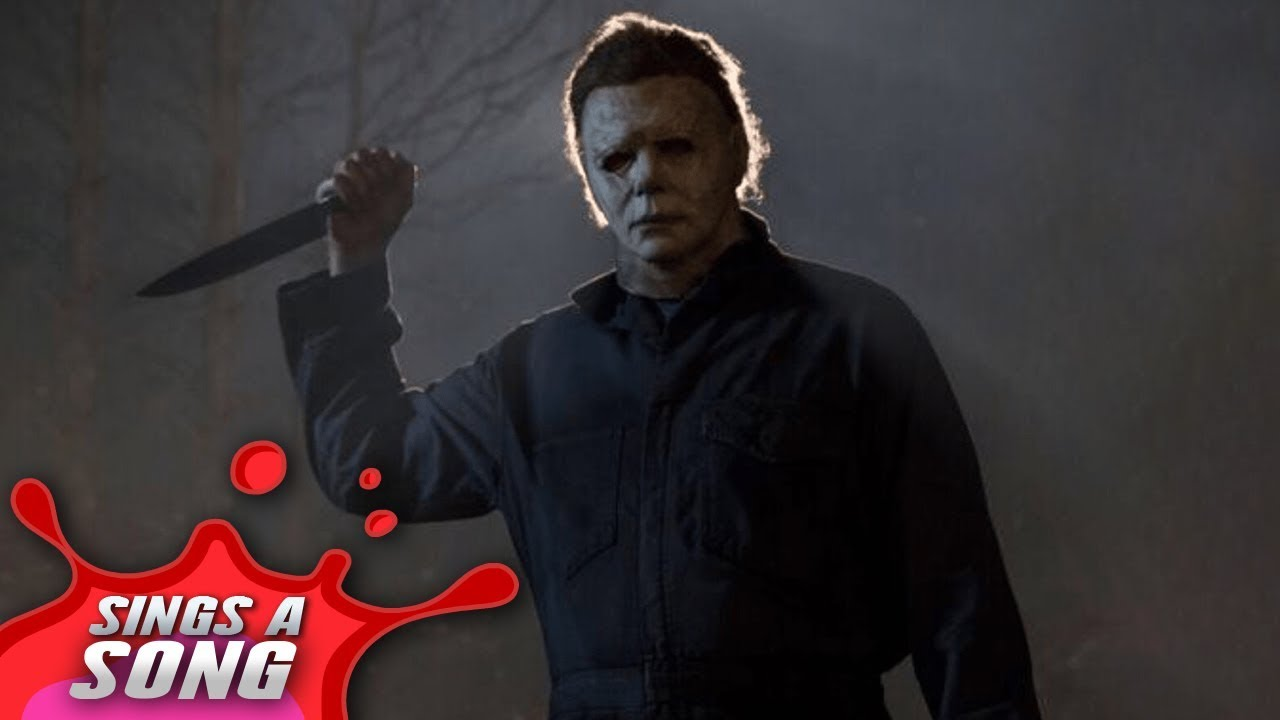 michael myers sings a song (halloween film horror parody) - youtube