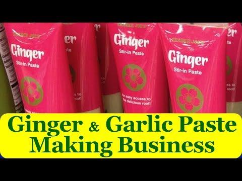 garlic-and-ginger-paste-making-business-idea-malayalam-kerala