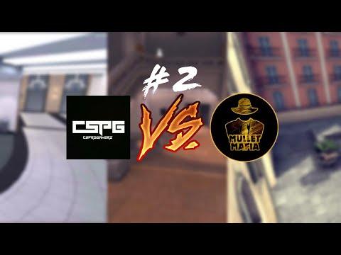 Scrim #4 ~ MFA vs CsPG - Legacy [bo3] (part 2) | Critical Ops
