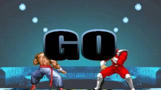 Mugen Match 005 Battle of the Boss