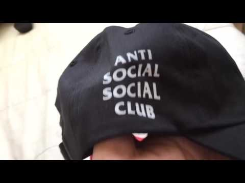 a8e296e2a7ca  5 vs.  40 ANTI SOCIAL SOCIAL CLUB HAT!!! FT. DANIEL   VALEN