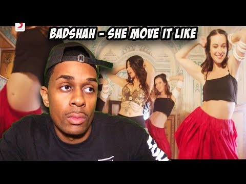 She Move It Like - Official Video | Badshah | Warina Hussain | ONE Album | Arvindr Khaira REACTION