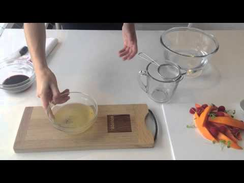 How to make fruit pearls