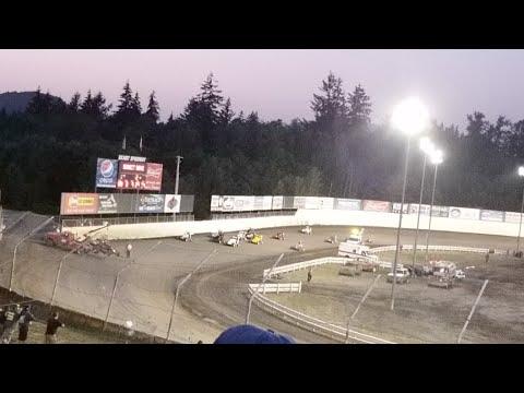 Race 2 Skagit Speedway