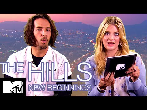 Justin Bobby & Mischa Barton Take The Hills Catwalk Down Memory Lane