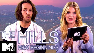 Justin Bobby & Mischa Barton Take The Hills Catwalk Down Memory Lane