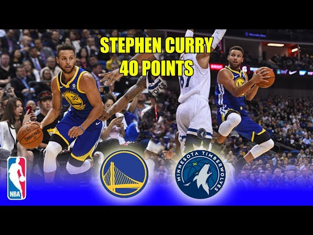 Golden State Warriors vs Minnesota Timberwolves — Full Game Highlights   Oct 8, 2017   NBA Preseason