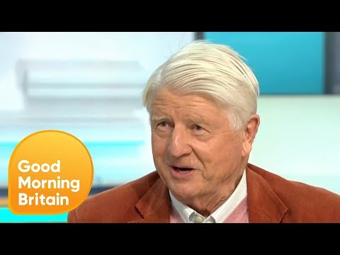 Stanley Johnson Gives His Opinion on Boris' Struggle to Deliver Brexit   Good Morning Britain