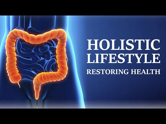 Crohn's / IBS / Diverticulitis : Getting back to normal through holistic approach
