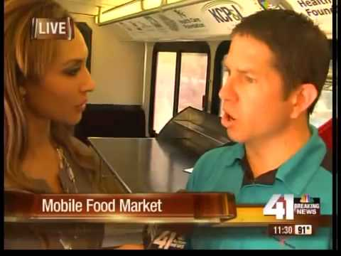 Mobile markets coming to KC's urban core