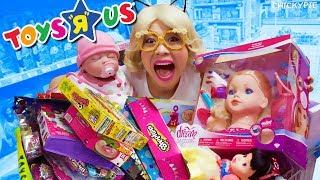 ช็อปปิ้ง กับ ลูก ที่ Toys R Us ในวันแม่