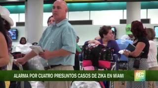Inminente llegada del Zika a Miami, EE.UU.