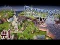 Driftland The Magic Revival pt1: Floating Islands and Magic