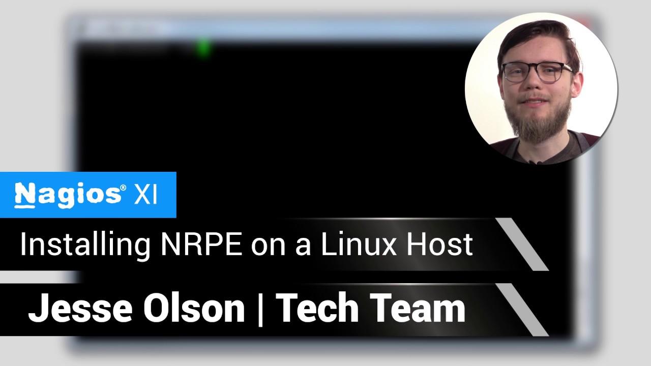 NRPE - How to install NRPE