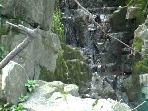 El Durazno cascada en el durazno ...
