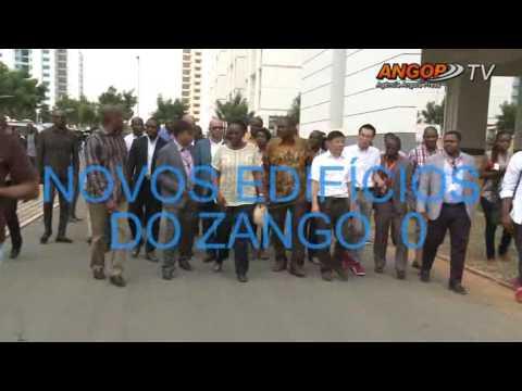 Retratos do Zango 8000 e Zango 0