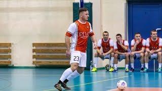 Nocna Liga Futsalu: Revo Cosmetics Olszewo-Borki - Rzekunianka Rzekuń