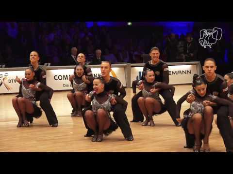 DUET Perm, RUS  2016 World Formation Latin  DanceSport Total