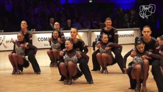 DUET Perm, RUS | 2016 World Formation Latin | DanceSport Total
