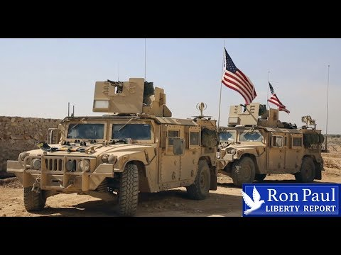 More US Bases In Syria...Why Not Come Home?